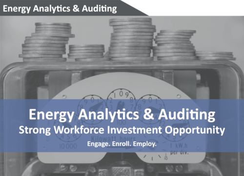 Strong Workforce Customizable Solutions for Energy Analytics & Auditing