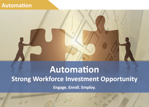 Automation Strong Workforce Brochure