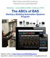 BAS Webinar March 12 at 10am
