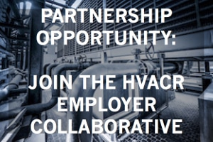 Partnership Opportunity: Join the HVACR Employer Collaborative