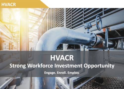 Strong Workforce Customizable Solutions for HVACR & Building Automation
