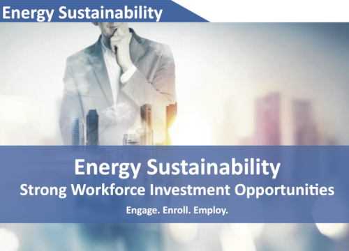 Energy Sustainability Solutions for Strong Workforce