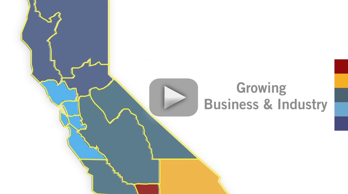 Growing Business & Industry Video